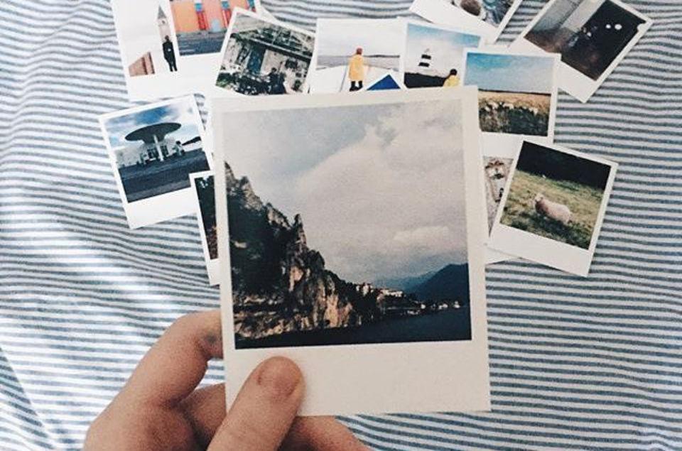 Come rivivere un viaggio in un istante...Anzi in 24 istantanee