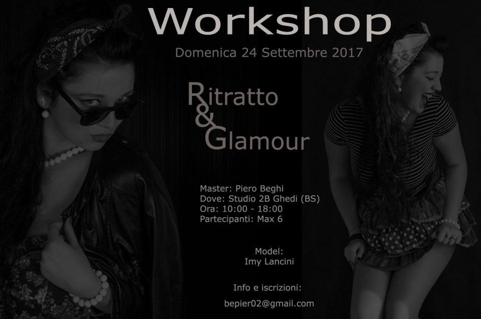 Workshop di Ritratto e Glamour