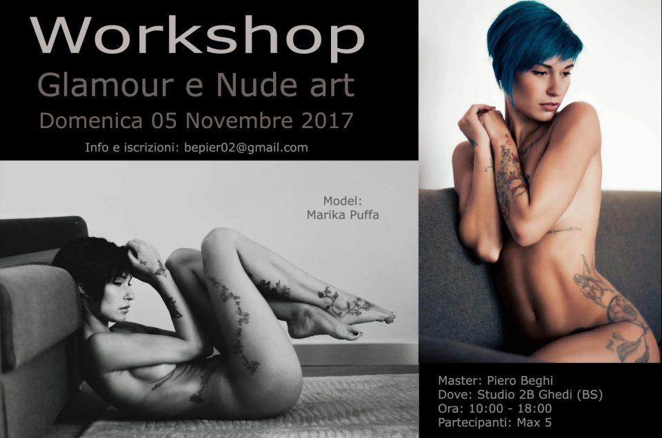 Workshop Glamour - Nude Art