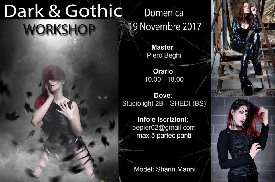 Workshop Dark-Gotico