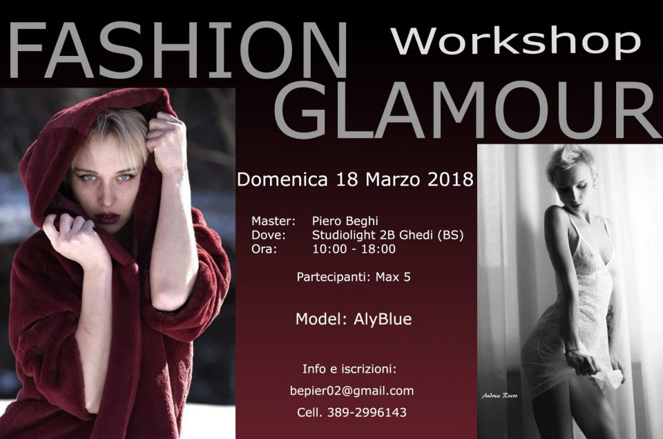 Workshop Fashion&Glamour