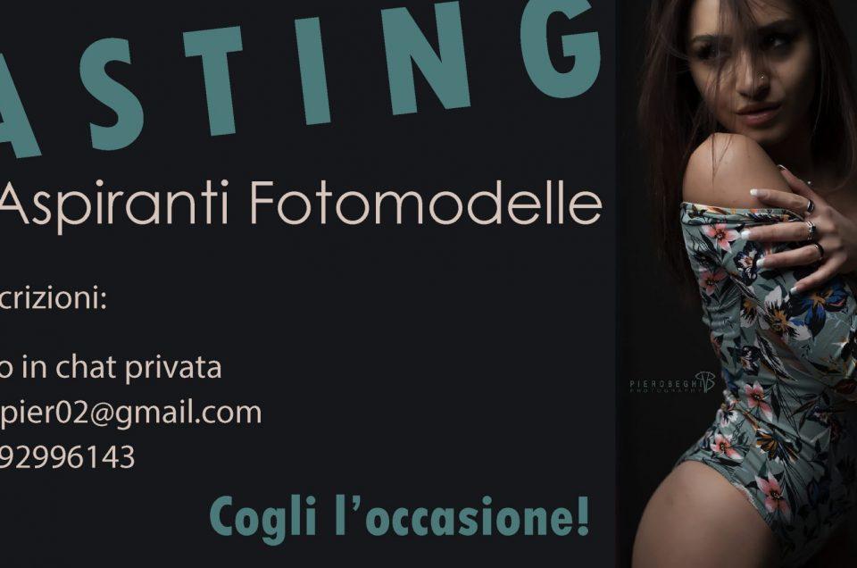 Casting Aspiranti Fotomodelle